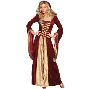 Womens Historical Characters Costumes