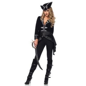 Womens Pirates and Ninjas Costumes