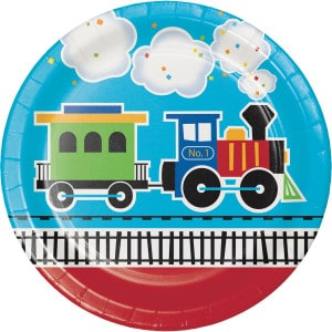 All Aboard General Birthday Party Supplies