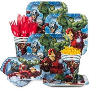 The Avengers Boy's Birthday Party Supplies