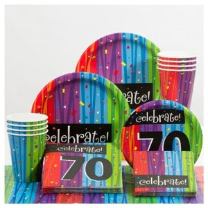 Milestones Celebrations General Birthday Party Supplies