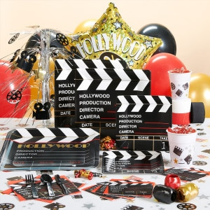Cinema General Birthday Party Supplies
