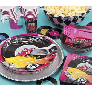 Classic 50's General Birthday Supplies