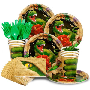 Dino Blast Kids General Birthday Party Supplies