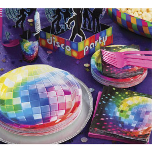 Disco Fever General Birthday Supplies