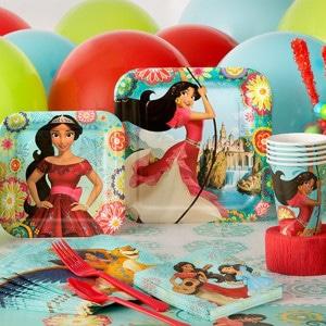 Elena of Avalor Girl's Birthday Party Supplies
