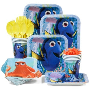 Finding Dory General Party Supplies
