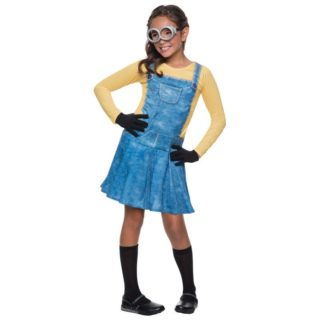 Girls Licensed Characters Costumes