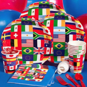 International General Birthday Party Supplies