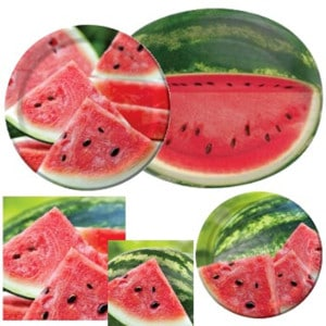 Juicy Watermelon General Birthday Party Supplies