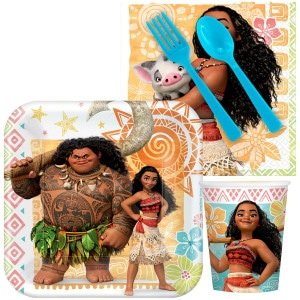 Moana General Birthday Party Supplies