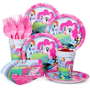 My Little Pony Friendship Girl's Birthday Party Supplies