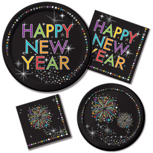 New Year Party Supplies