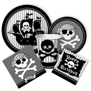 Pirate Parrty General Birthday Supplies