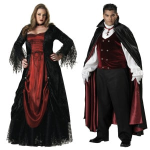 Womens Plus Costumes