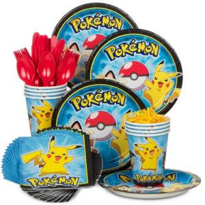 Pokemon Boy's Birthday Party Supplies