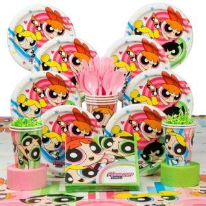 Powerpuff Girl's Birthday Party Supplies