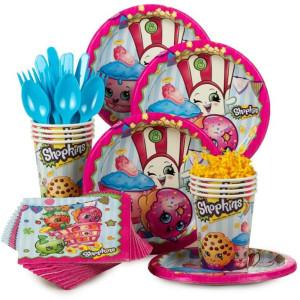 Shopkins Girl's Birthday Party Supplies