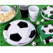 | Sports Fanatic Soccer Kid's Party
