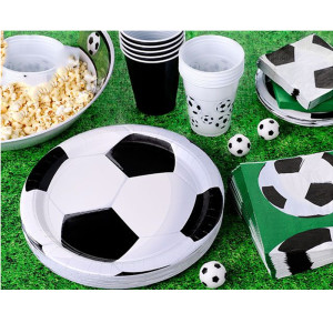 Sports Fanatic Soccer Birthday Party Supplies