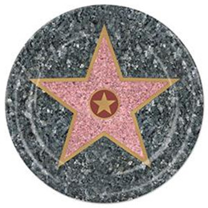 Star General Birthday Party Supplies