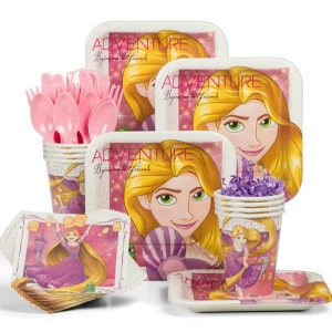 Tangled Girl's Birthday Party Supplies