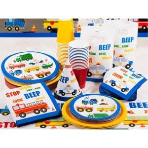 Traffic Jam Kid's Party