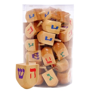 Hanukkah Toys and Games