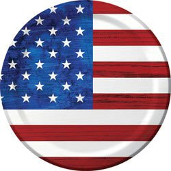 Patriotic Seasonal Party Supplies