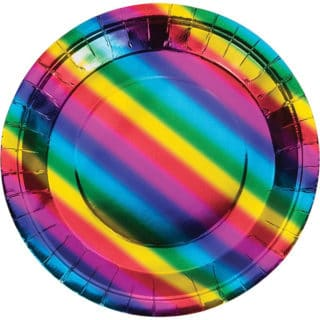 Rainbow Foil General Birthday Party Supplies