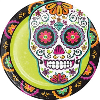 Dia De Los Muertos Party Supplies