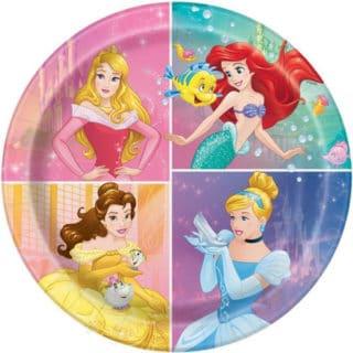 Disney Princess Sparkle Girls Birthday Party Supplies