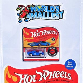 World's Smallest Toys