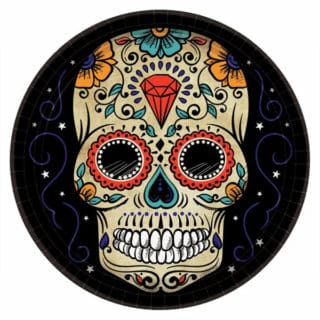 Sugar Skull Party Supplies