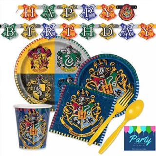 Harry Potter General Birthday Party Supplies