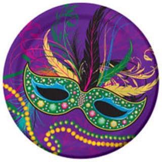 Mardi Gras Decorations and Party Supplies