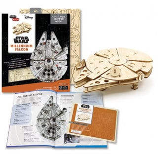 Incredi Builds 3D Wooden Puzzles