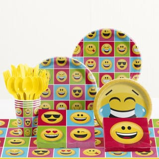 Show Your Emojions General Birthday Party Supplies