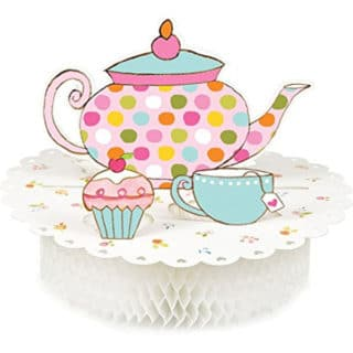 Tea Party Themed Products