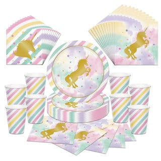 Unicorn General Birthday Party Supplies